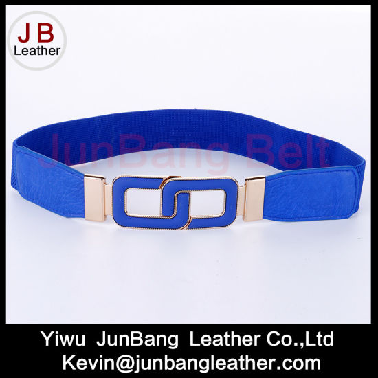 Fashion Wide Womens High Corset Custom Elastic Waist Belt