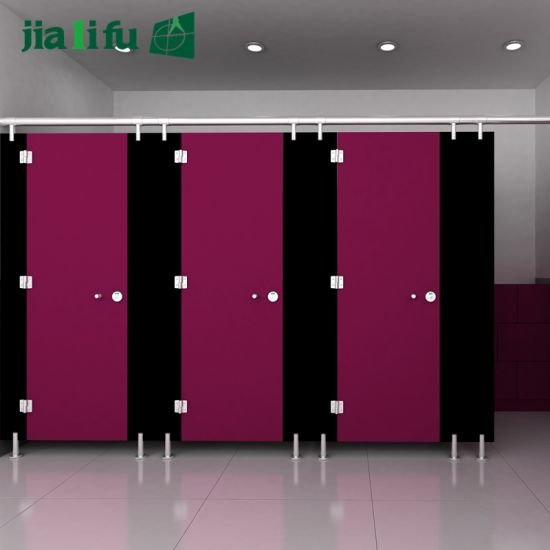 Jialifu Stainless Steel Hardware Toilet Partition pictures & photos