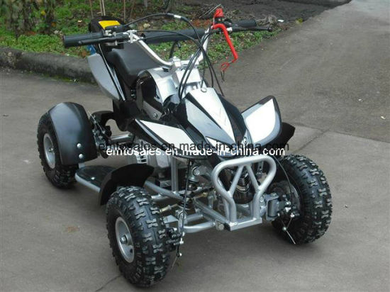 49cc Pull Start 10 Color Can Choosed Mini ATV Quad, Pull Start Motorcycle ATV, Children Mini Moto Bike (ET-ATVQUAD-26) pictures & photos