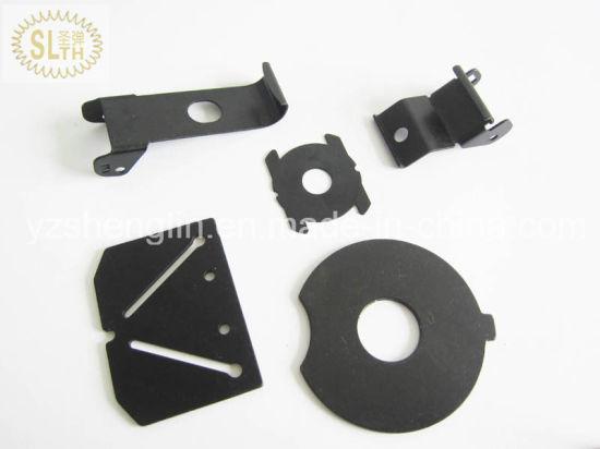 High Quality Custom Metal Stamping Parts /Black