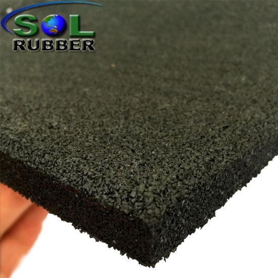 Durable Epdm Granules Rubber Flooring