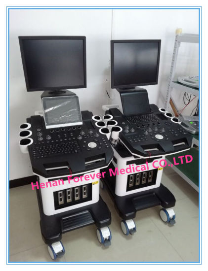 Yj-U70t Technical Parameterstrolley Type All Digital Color Doppler Ultrasonic Mainframe pictures & photos