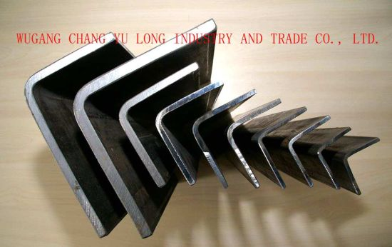 (SS400) Hot Rolled Equal Angle Steel Good Quantity. pictures & photos