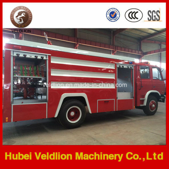 4X2 1500 Gallon Special Fire Vehicle, Fire Fighting Truck pictures & photos