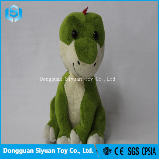 China High Quality Giant Dinosaur Plush Soft Stuffed Toy For Kids