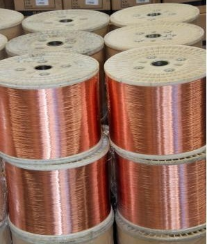 8mm 25mm 6mm Copper Wire CCS Copper Clad Steel pictures & photos