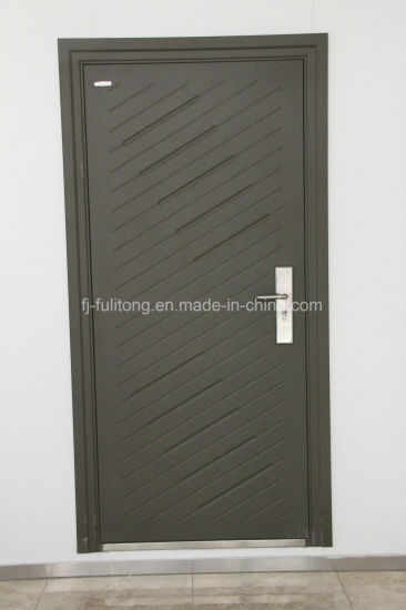 High Quality Interior Entry Steel Security Door