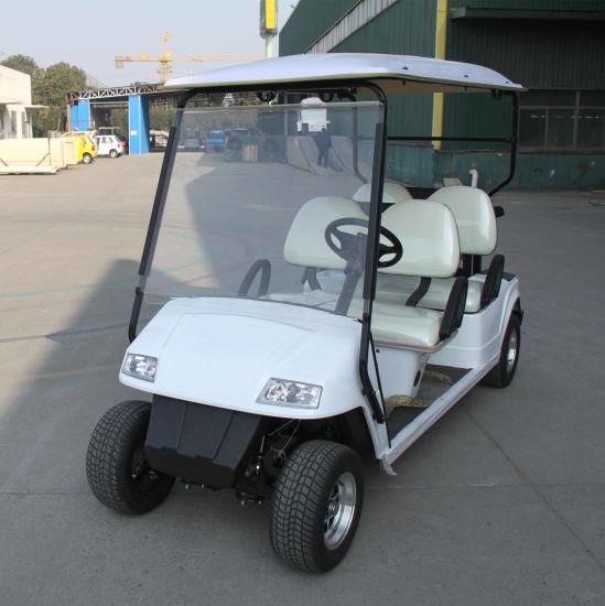 China 4 Wheel Drive Electric Golf Cart China Electric Huntting