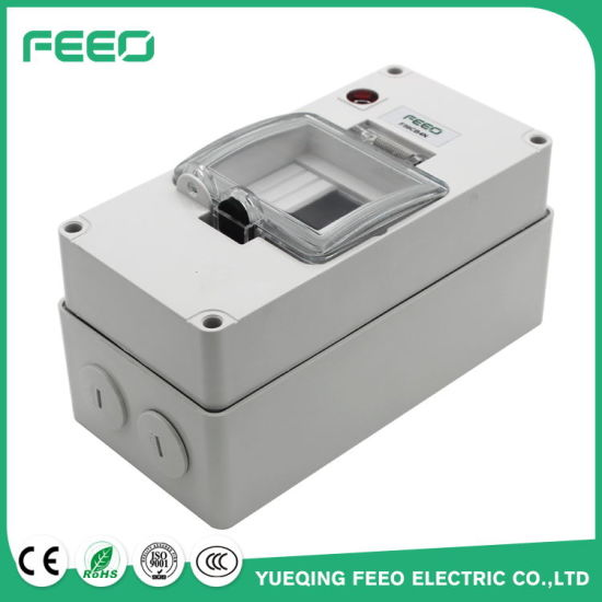 Supply IP66 Solar System 8way Outdoor Water Resistance Box pictures & photos