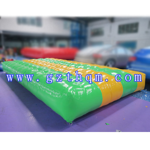 Inflatable Air Track for Water Toy/Indoor Exercise Air Track /Inflatable Gym Mat pictures & photos