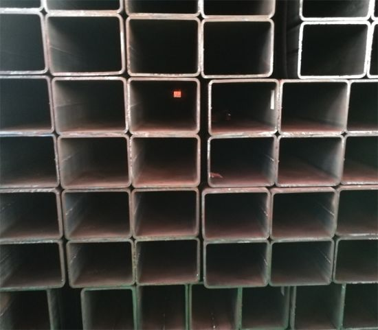 China ASTM A500 Gr C Rectangular Steel Tube Rectangular