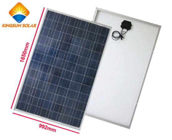250W High Power Poly Solar Panel Modules pictures & photos