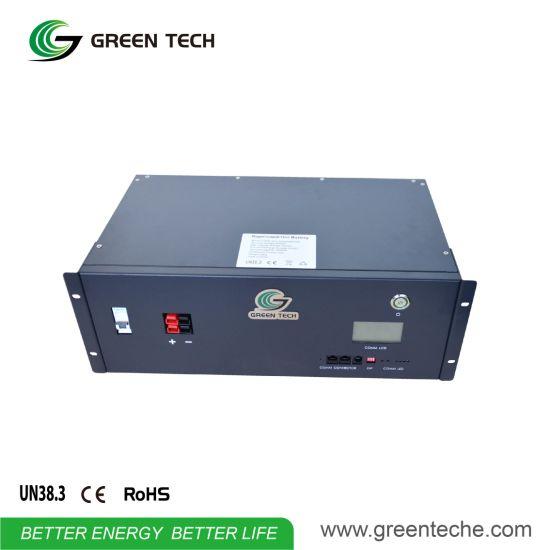 Telecom UPS Solar System Graphene Battery Deep Cycle Battery