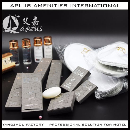 Luxury Wholesale Hotel Amenities for Guest Slipper