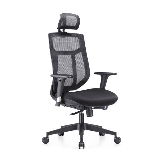 Modern Middle Back Full Mesh Office Executive Chair Furniture