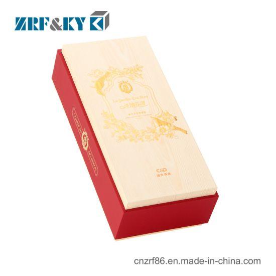 Custom Special Paper Bottle Wine Gift Cardboard Wine Packaging Boxes