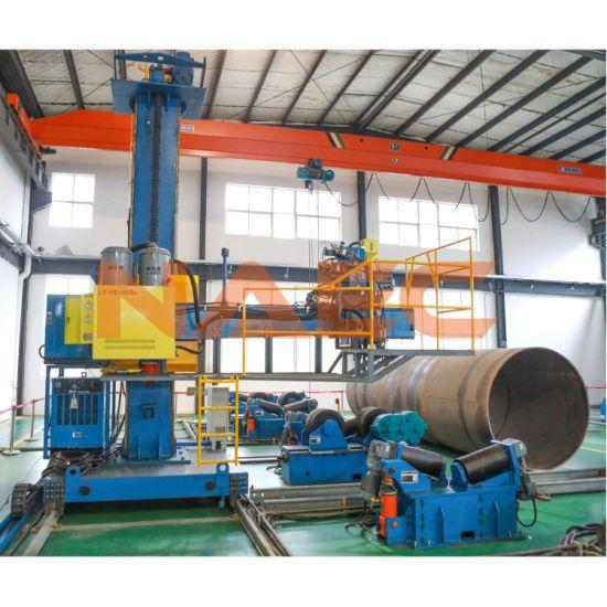 Pressure Vessel Construction Machine