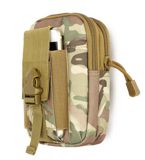 b56f6ff926 10-Colors Military Running Waist Belt Pouch Wallet Mobile Cell Phone Bag  Tactical Waist Bag