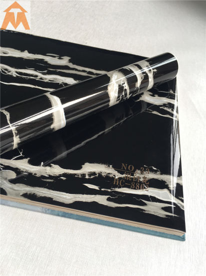 China Laminating PVC MDF Foil for Decorative Items Profile Wrapping