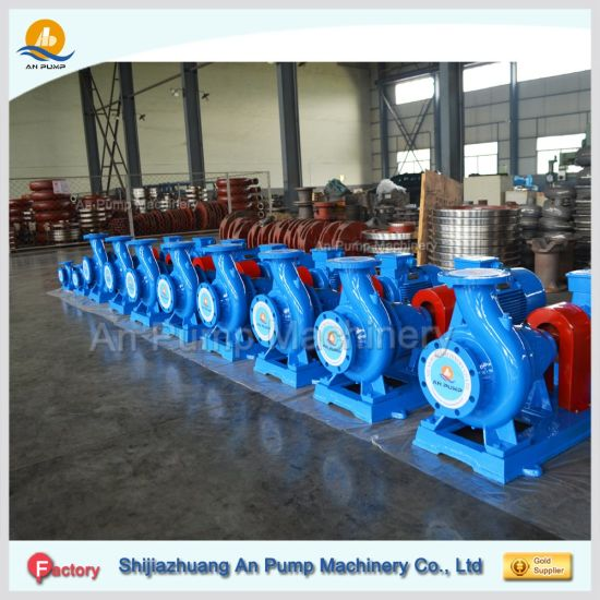 Is International Standard Centrifugal Water Pump Flow Water Pump