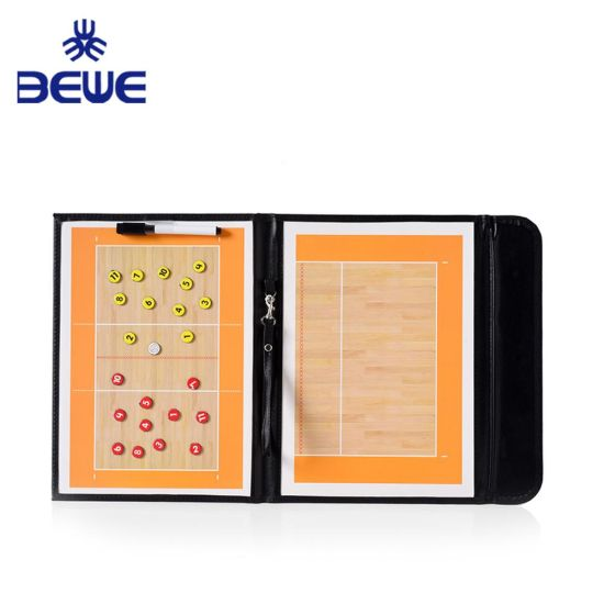 f2d55040c0c Sport Training Board Foldable Magnetic Portable Tactic Basketball Coaching  Board pictures & photos