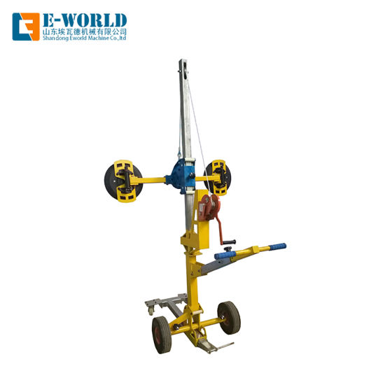 Hand-Pump Suction Pads Vacuum Glass Lifter P200