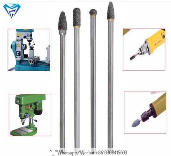 China Rotary Cutter Tungsten Carbide Burr Carbide Burr Set