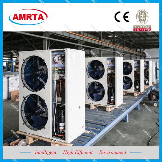 European Popular Model Air to Water Heat Pump Water Heater Ce Swimming Pool Heat Pump Heater Air to Water China