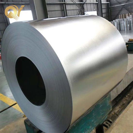 0.5mm Thick Zinc Coated Hot Dipped Galvanized Steel Sheet Coil for Structure