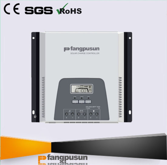China MPPT 50A Solar Battery Charging Controller 12V 24V with Ce RoHS