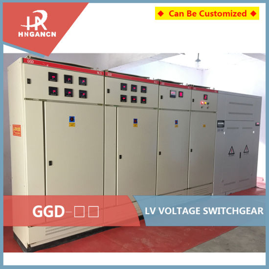 Ggd Series 400V 600A-50ka Low Voltage Fixed Type Switchboard (LT panel) pictures & photos