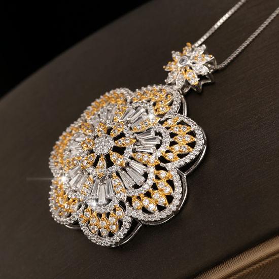 China 2019 New Design Charm Jewelry 18k Saudi Arabia Gold Plated Jewelry Sets China Gold Plated Jewelry Sets Women And Gold Plated Jewelry Sets Price