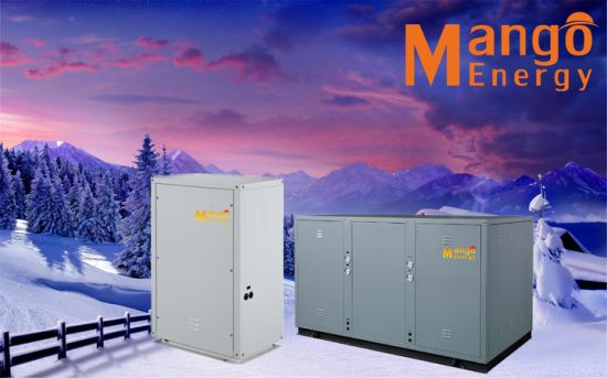 Mango Energy Geothermal Source Heat Pump, China Wholesale, High Quality, Low Noise, Ce Approved pictures & photos