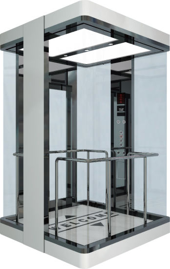 Panoramic Elevator Observation Lift for Sale