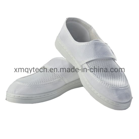 PU or PVC ESD Shoes for Clean Room
