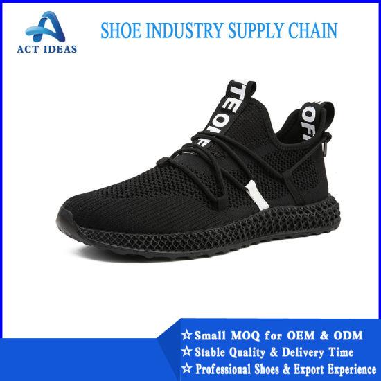 2019 Summer Breathable Fashion Sneaker Man Fashion Sport Shoe