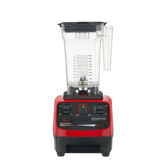 6 Blades, 1500W, Variable Speed Control & One Touch Cleaning Professional Food Blender (YL-767)