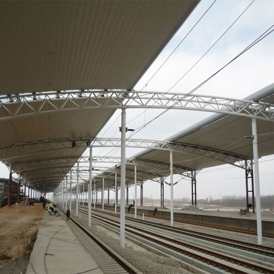 Factory Truss Building for Industry Use Top Quality