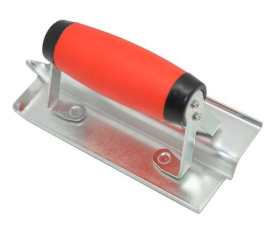 Cement FINISHING TROWEL Polished Steel Blade Soft Grip Handle PLASTERING TROWELS