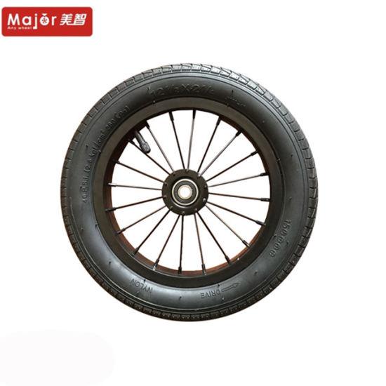8/10/12/14/16/20 Inch Bicycle Rubber Pneumatic Wheel Spoke Tire