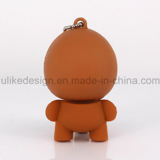 Screaming Egg PVC USB Flash Drive (UL-PVC008) pictures & photos