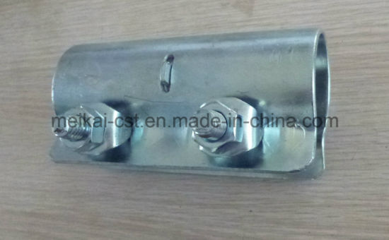 Steel Galvanized Sleeve Scaffolding Coupler pictures & photos