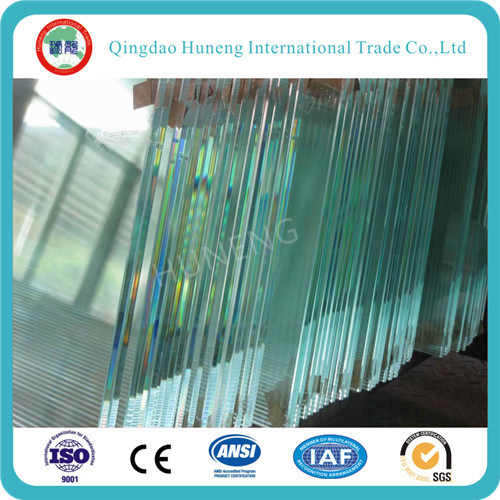 3.2-19mm Low Iron Glass Used for Builing Greenhouse pictures & photos