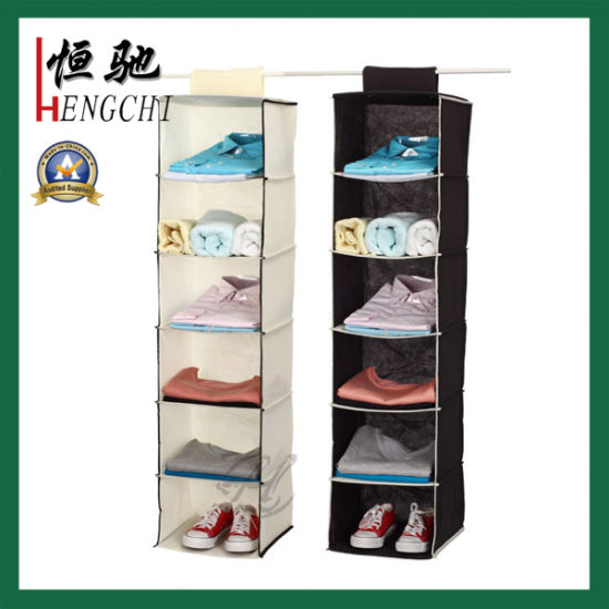 Eco Friendly Shoe Organizer Storage Door Hanging Storage Bag pictures & photos