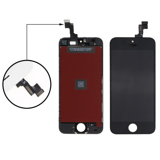 Cell/Mobile Phone Screen for iPhone 5s LCD Screen pictures & photos