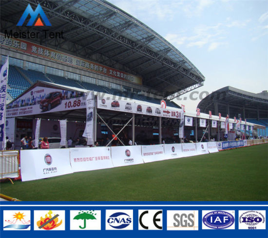 Waterproof Canopy Auto Show Tent Event Tent