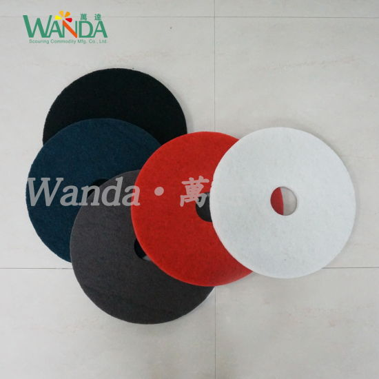 Wholesale China Manufacturer Diamond Floor Cleaning Pads Polishing Pad pictures & photos