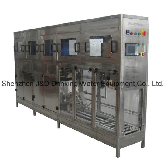 Customized 5 Gallon Washing Filling Capping Machine (120bph) pictures & photos