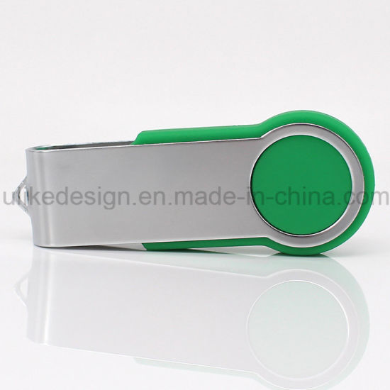 Plastic Swivel USB Flash drive (UL-P025-01) pictures & photos