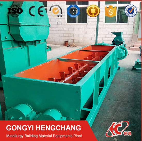 Metal Briquette Processing Iron/Manganese Ore/Iron Powder Mixer pictures & photos